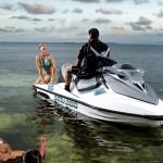 Motos de agua para uso recreativo
