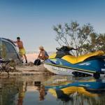 Motos de agua para rutas turisticas