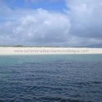 Arena que parece del Caribe en la Ria de Arosa