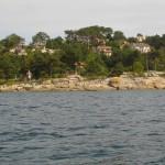 Turismo en moto de agua y rutas por la Ria de Arosa
