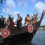 Cachondeo en Romería Vikinga de Catoira