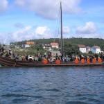 Algo unico: Romería Vikinga de Catoira