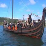Fotos de la Romería Vikinga de Catoira