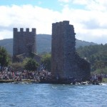 Fieston en Romería Vikinga de Catoira