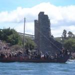 No te pierdas la Romería Vikinga de Catoira